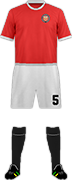 Kit F.C. UNITED OF MANCHESTER