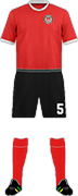 Kit HYDE UNITED F.C.