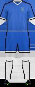 Maglie LEEK TOWN F.C.