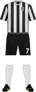 Kit MAIDENHEAD UNITED F.C.