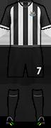 Kit NEWCASTLE UNITED F.C.