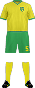 Kit NORWICH CITY
