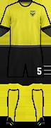 Trikot OXFORD UNITED FC