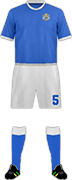 Kit STOCKPORT COUNTY F.C.
