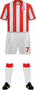 Kit STOKE CITY FC