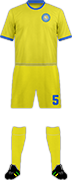 Kit TORQUAY UNITED F.C.