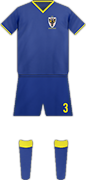 Kit WIMBLEDON AFC