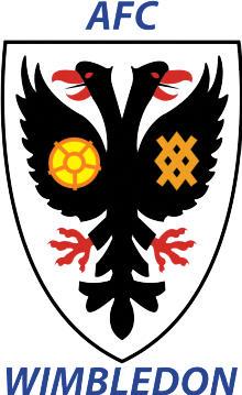 Logo of AFC WIMBLEDON (ENGLAND)