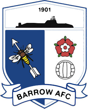 Logo of BARROW A.F.C. (ENGLAND)