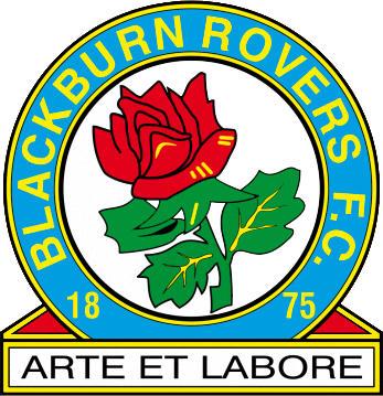 Logo of BLACKBURN ROVERS F.C. (ENGLAND)