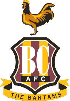 Logo of BRADFORD CITY A.F.C. (ENGLAND)