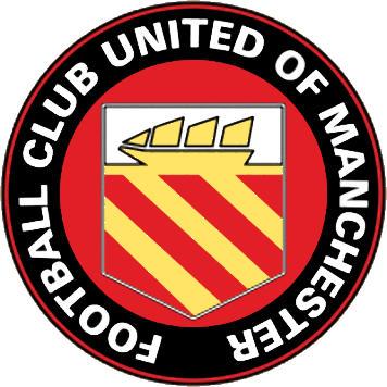 Logo of F.C. UNITED OF MANCHESTER (ENGLAND)