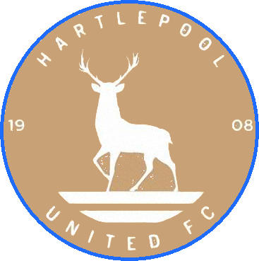Logo of HARTLEPOOL UNITED FC (ENGLAND)