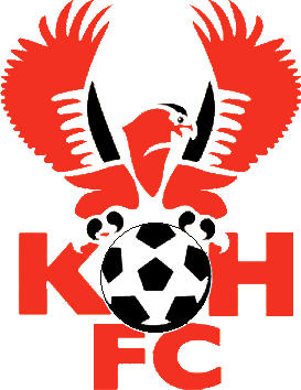 Logo of KIDDERMINSTER HARRIERS F.C. (ENGLAND)