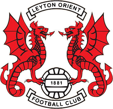 Logo of LEYTON ORIENT FC (ENGLAND)