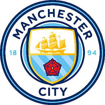 Logo of MANCHESTER CITY FC (ENGLAND)
