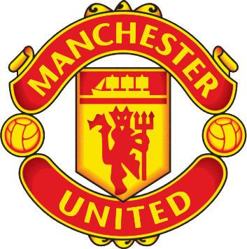 Logo of MANCHESTER UNITED F.C. (ENGLAND)