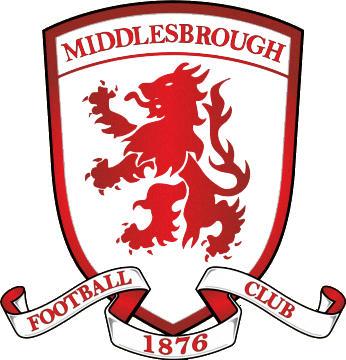 Logo of MIDDLESBROUGH F.C. (ENGLAND)