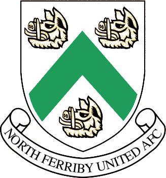 Logo of NORTH FERRIBY UNITED A.F.C. (ENGLAND)