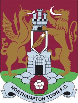 Logo of NORTHAMPTON TOWN FC (ENGLAND)