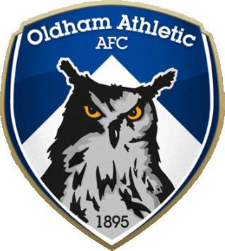 Logo of OLDHAM ATHLETIC AFC (ENGLAND)