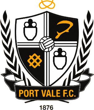 Logo of PORT VALE FC (ENGLAND)