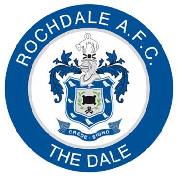 Logo of ROCHDALE AFC (ENGLAND)
