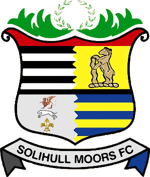 Logo of SOLIHULL MOORS F.C. (ENGLAND)
