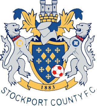 Logo of STOCKPORT COUNTY F.C. (ENGLAND)