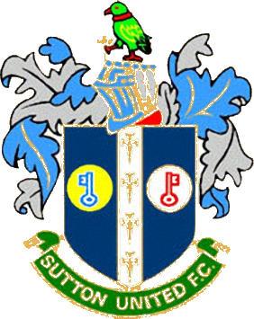 Logo of SUTTON UNITED F.C. (ENGLAND)
