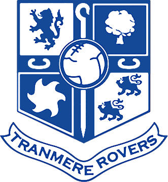 Logo of TRANMERE ROVERS F.C. (ENGLAND)