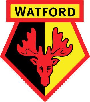 Logo of WATFORD F.C. (ENGLAND)
