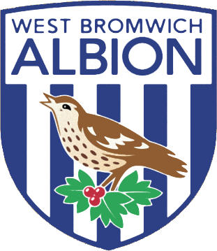 Logo of WEST BROMWICH ALBION (ENGLAND)