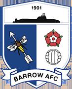 Logo of BARROW A.F.C.