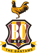 Logo of BRADFORD CITY A.F.C.
