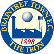 Logo of BRAINTREE TOWN F.C.