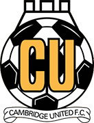 Logo de CAMBRIDGE UNITED FC