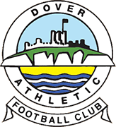 Logo of DOVER ATHLETIC F.C.