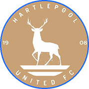 Logo of HARTLEPOOL UNITED FC