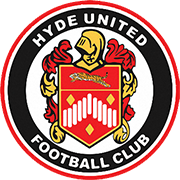 Logo de HYDE UNITED F.C.