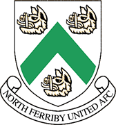 Logo of NORTH FERRIBY UNITED A.F.C.