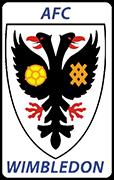 Logo of WIMBLEDON AFC