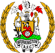 Logo de WORKINGTON A.F.C.