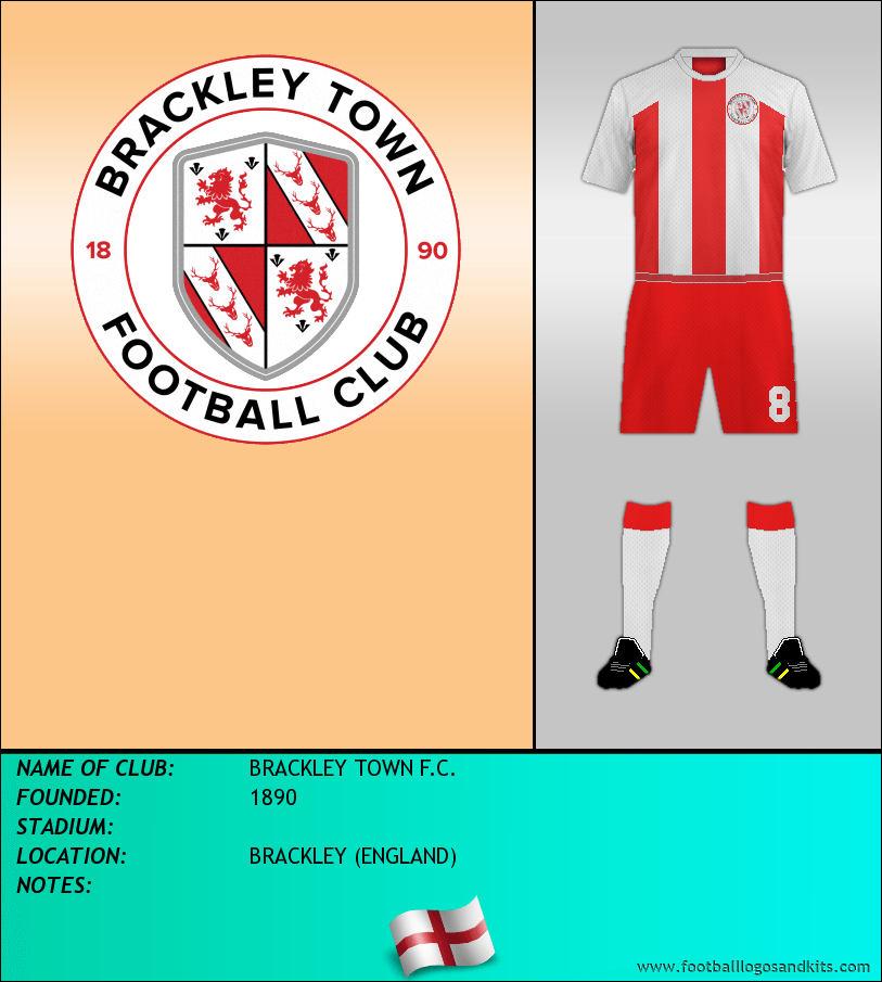 Logo of BRACKLEY TOWN F.C.