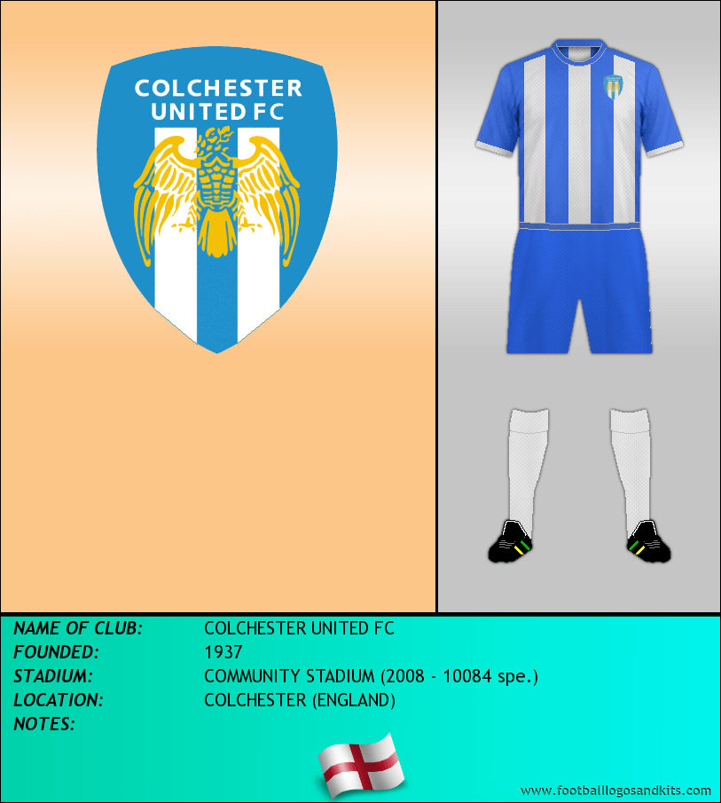 Logo of COLCHESTER UNITED FC