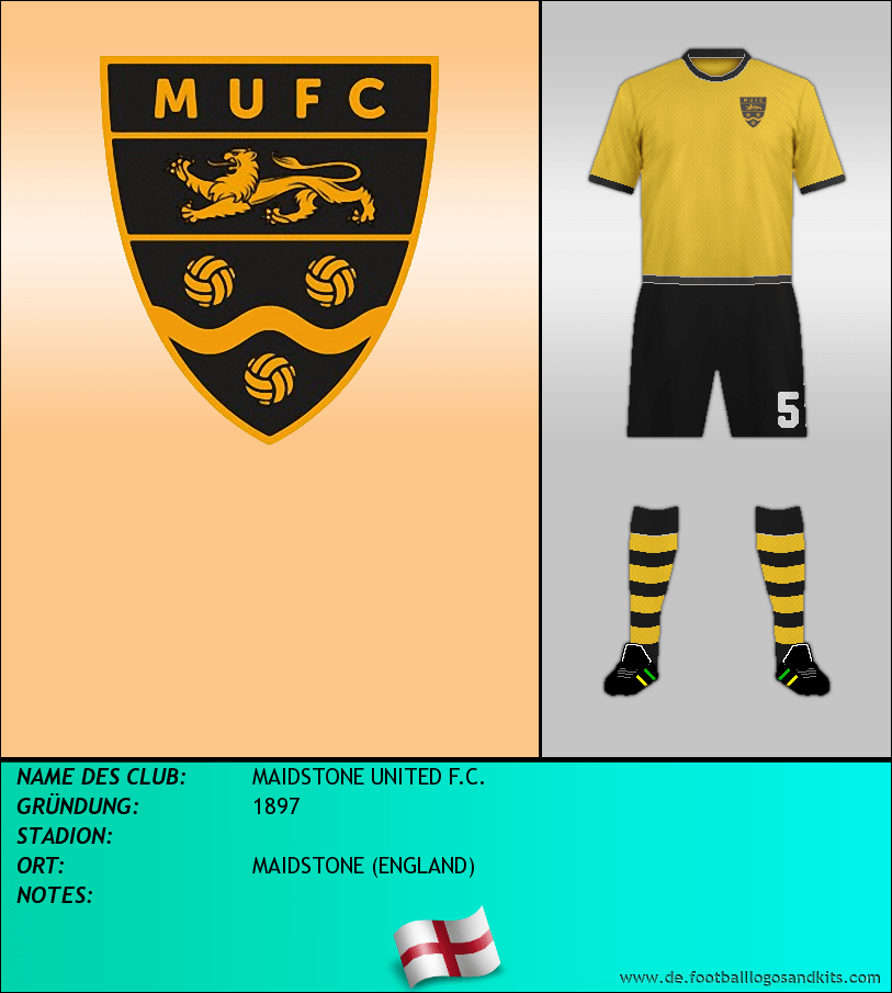 Logo MAIDSTONE UNITED F.C.