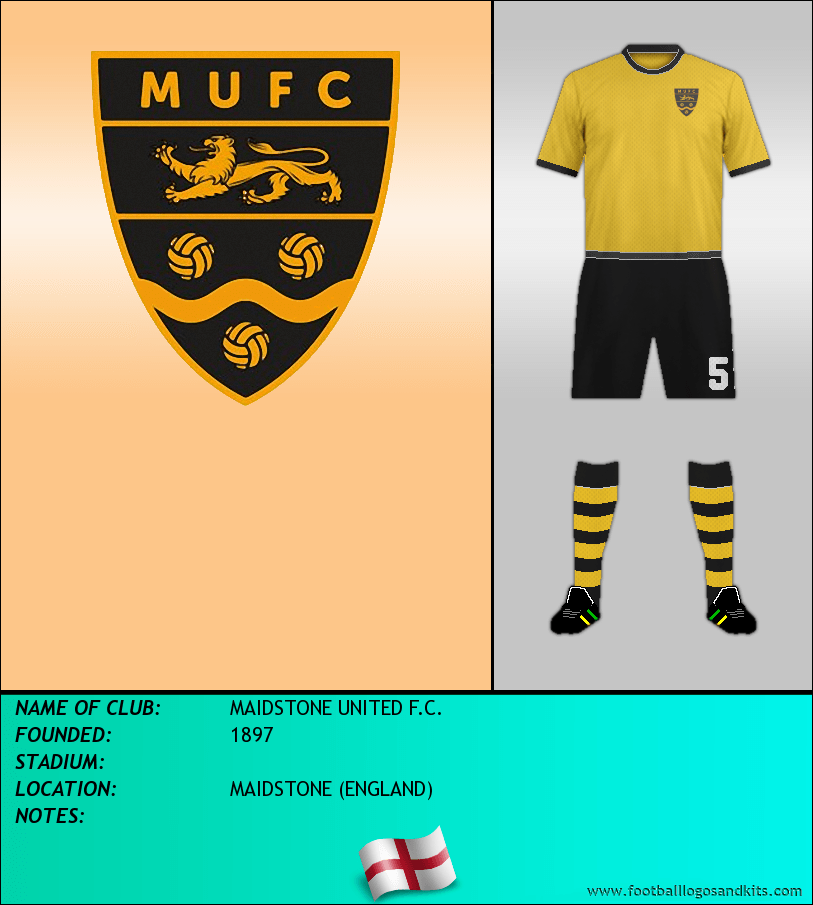 Logo of MAIDSTONE UNITED F.C.