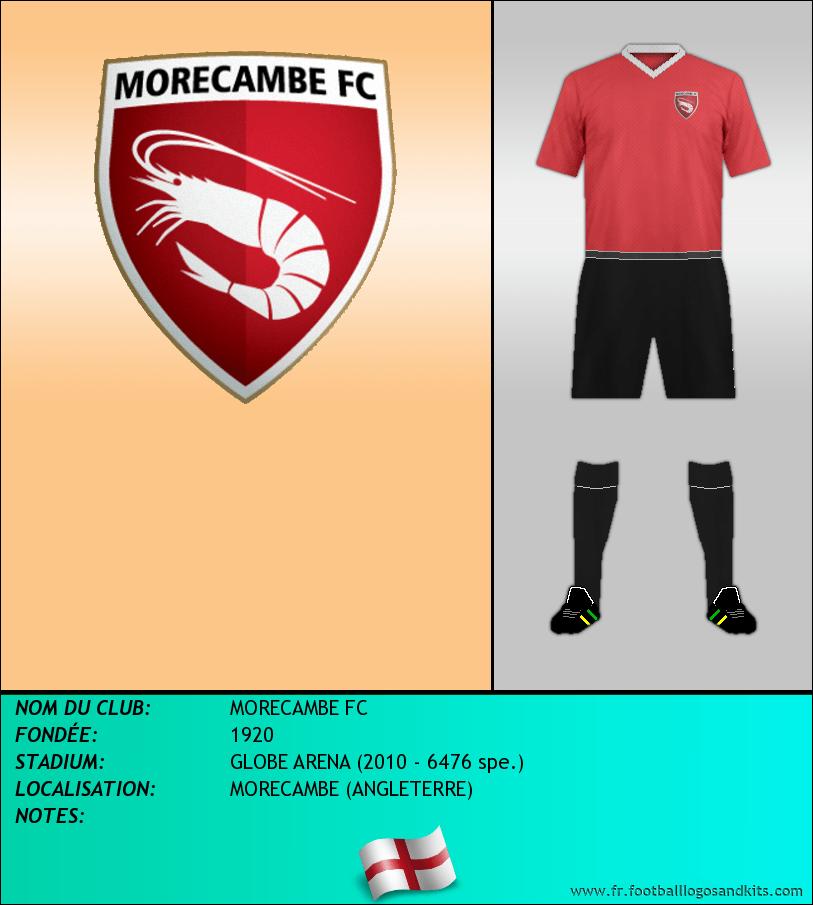 Logo de MORECAMBE FC