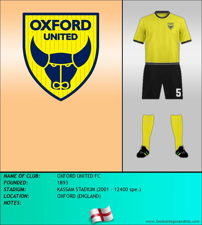 Logo of OXFORD UNITED FC