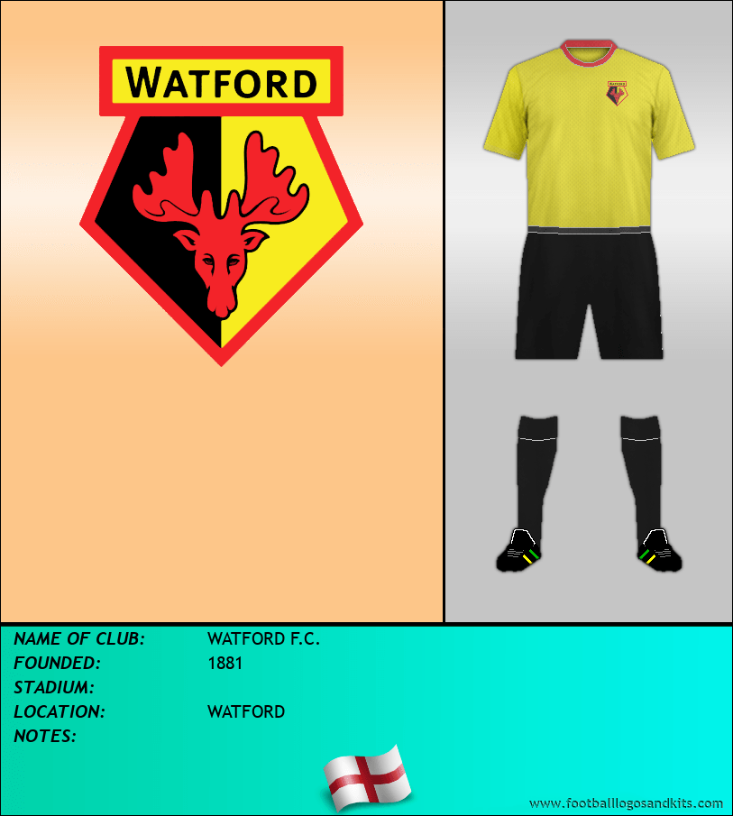 Logo of WATFORD F.C.